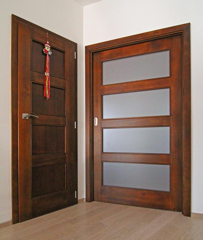 služba interierové dveře