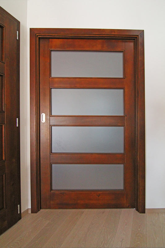 Interiérové dveře Ivana