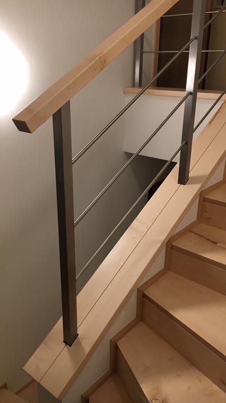 Javorové schodiště