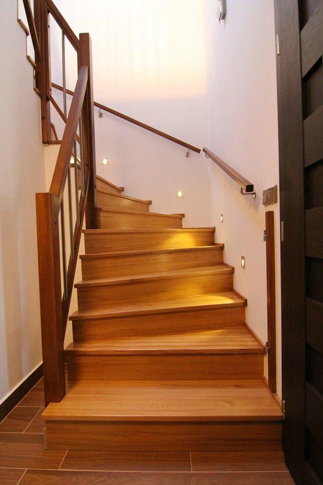 Dubové schodiště Abdul