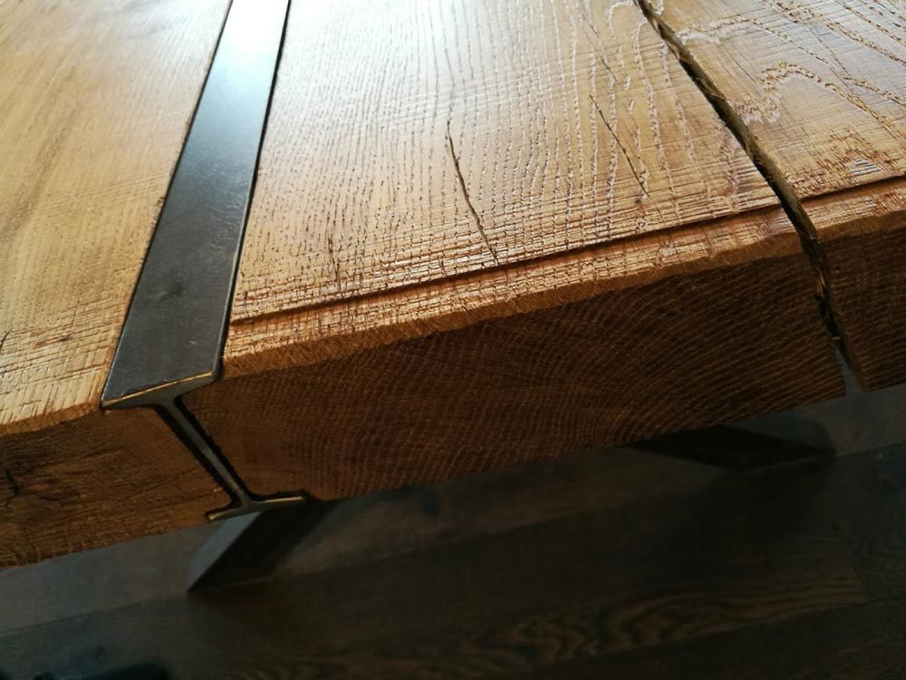 Industriální stůl Gabriela