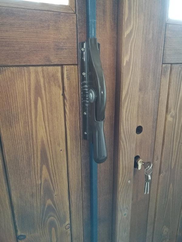 Vrata do průjezdu